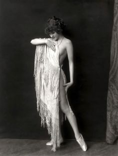 Ziegfeld Girls from 1910-40s by Alfred Cheney Johnston