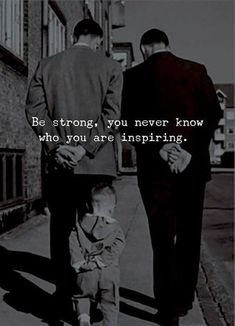 Positive Quotes : QUOTATION – Image : Quotes Of the day – Description Be strong. You never know who you are inspiring. Sharing is Power – Don't forget to share this quote ! Short Inspirational Quotes, Wise Quotes, Attitude Quotes, Great Quotes, Words Quotes, Motivational Quotes, Short Quotes, Inspiring Sayings, Qoutes
