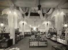 Shop and awe ... the first huge Selfridges
