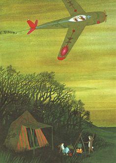 The Easter Egg Artist ~ Adrienne Adams ~ Charles Scribner's Sons, 1976