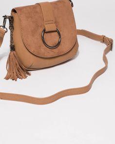 Kristy Saddle Bag