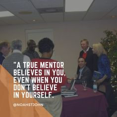 A true mentor believes in you, even when you don't believe in yourself. #entrepreneurship #followme #instaquote #motivationalquote #inspiration #motivational #picoftheday #webstagram
