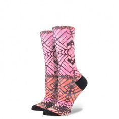 Stance | Magic Carpet Orange, Pink socks | Buy at the Official website Stance.com.