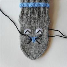 hiiri piiperoiset ohje - Kikiliakii neuloo - Vuodatus.net Knitted Hats, Winter Hats, Beanie, Knitting, Knit Patterns, Hand Crafts, Tricot, Breien, Stricken
