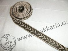 KARETKA VII, karetkový pás 1 m