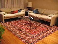 Tappeto Kazak dell'800- Rare antique Kazak rug