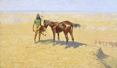 Ridden Down (Frederic Remington, Frederic Remington, Native American Artists, Native American Indians, Art Of Manliness, Art Database, Oil Painting Reproductions, Le Far West, Old West, Impressionism