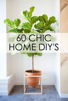 60 DIY Home Decor Ideas Archives - ROOM SOUL