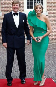 Dutch Royals on Vanity Fair's, Queen Maxima.