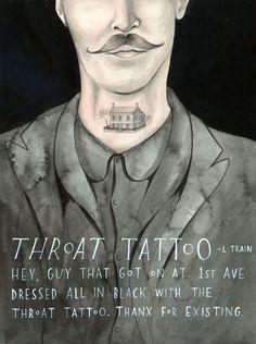 throat tattoo. board-of-man