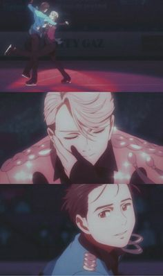 WE WERE BORN TO SHIP VICTUURI - MELANNY LOVE THIS ANIME CAN'T WAIT FOR SEASON 2 YURI ON ICE