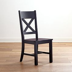 Antique Black Verona Side Chair, Set of 2 | World Market