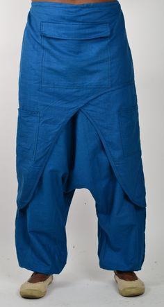 LONGDAY Women Summer Jumpsuit Tank Top Short Romper Cami Cotton Linen Pockets Cropped Pants Harem Loose Wide Leg Shorts