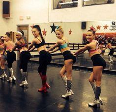 Dance moms Practice season 4 group dance