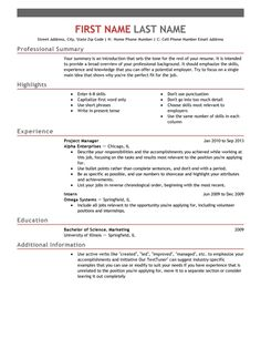Resume Template Professional Brick Red  Scrapbook