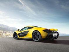 McLaren P1, la supercar più estrema