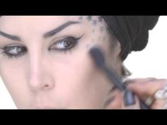 Kat's Videos | Kat Von D Beauty Shade+Light Contour Collection - Contouring With Kat