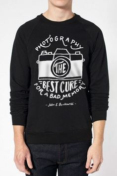 Photography Best Cure for Bad Memory Unisex California Fleece