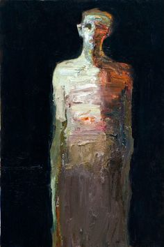 delicious paint... Dan McCaw 1942 | American expressionist painter