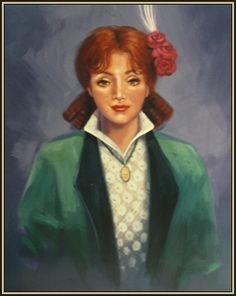Melanie Ravenswood, Ghost Bride of Phantom Manor