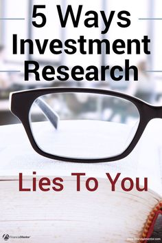 Plenty of investment research is published on a daily basis, and many have attention-grabbing headlines crafted to lure you in. You can't believe everything you read online, and that applies to investment research as well. Here's how to separate fact from Investing In Stocks, Investing Money, Financial Literacy, Financial Tips, Investment Advice, You Are The World, Best Investments, How To Get Rich, Money Management