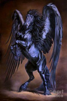 Sci-fi Fantasy set of 3 collection \u2022 FINE ART PRINTS \u2022 cute mystical creatures wall d\u00e9cor