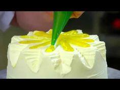 AMBIANTE decoración de pasteles - YouTube