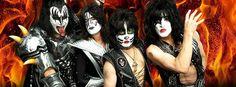 Retenez la date du 10 juin 2015 : c'est au Hallenstadion de Zurich que KISS s'arrêtera pour célébrer ses 40 ans avec ses fans suisses ! Avec 20 albums studio à leur actif, autant de compilations et plus de 100 millions de disques vendus, Kiss est considéré par beaucoup comme l'un des plus grands groupes de rock de la planète ! Ne manquez pas leur show exceptionnel !