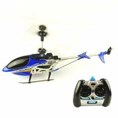 Skytech M2 MEDIUM SIZE 3-Channel R/C Helicopter (BLUE/RED) RADIO CONTROL by Skytech. $40.44. With night light on the body, suitable for night flight. Use low voltage and double protection function to make it more safe to use.. 3D full orientation flight, ascend, descend, forward, backward, turn left, turn right, 360 circumrotate 360 exact directional smooth, hang performance.. Include 3.7V Li-poly battery ad charger to prolong the flying time. Colour: Blue/Red. ? Packa...
