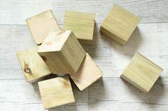 Girlystan: DIY : les cubes en bois