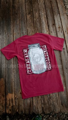TEXAS A&M PRESERVED PERFECTION TEE
