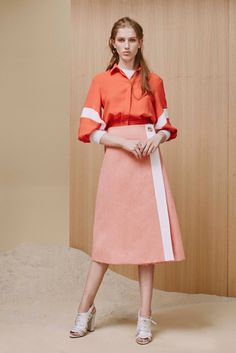ADEAM Resort 2016 - Collection - Gallery - Style.com  http://www.style.com/slideshows/fashion-shows/resort-2016/adeam/collection/24