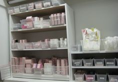 Organizing your Mary Kay products