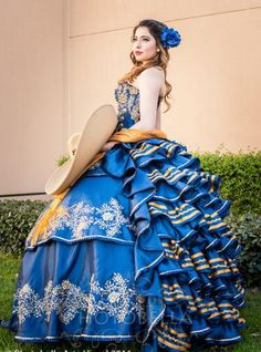 e76c145ca8 42 Best charro dresses quinceanera images in 2019