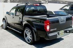 Nissan Frontier Wheels Rims Find the Classic Rims of Your Dreams - www.allcarwheels.com
