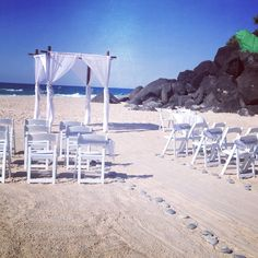 Perfect day for the wedding of Tami & Adam 1/08/2015 Froggies Beach Coolangatta Stying by www.breezeweddings.com.au #froggiesbeachwedding #froggiesbeach #bambooarbor #bambooarch #bambooweddingarch #breezeweddingsaustralia
