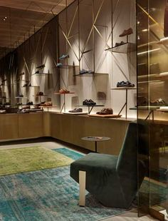 Patricia Urquiola firma lo store Santoni a Milano - PambiancoNews