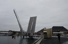 Foot and Cyclebridges Christianshavns Kanal and Trangraven, Copenhagen, Denmark © Barbara Feichtinger-Felber
