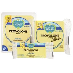 Provolone Cheese - Follow your heart