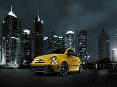 Abarth liftet 595 Custom, Turismo und Competizione - Turbo-Triple optimiert