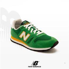 new balance 373 yeşil