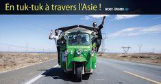 Karen, Ludwig et Rémy ont traversé l'Asie avec un tuk-tuk à l'énergie solaire ! Une aventure que Rémy nous raconte dans cet épisode.Ecoute cet épisode et les prochains sur la[...]