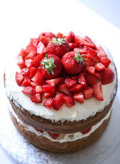 Strawberry Shortcake | Annies Noms