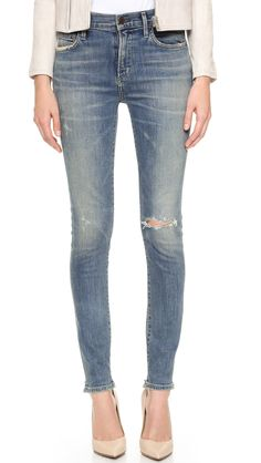 Citizens of Humanity rocket high rise skinny jeans from Shopbop! // http://rstyle.me/n/cssv2ncb5bp
