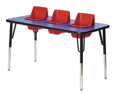 Triplet Feeding & Activity Table