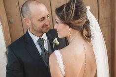 Fotografia de boda en Isla Plana, Murcia