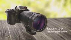 Introducing Panasonic LUMIX G9 - The photographer's choice -
