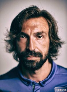 He's the One who make me fall in love with Football ... Andrea Pirlo #L'Artista #L'architetto #Idol