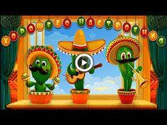 УДАЧНОГО ДНЯ! ХОРОШЕГО НАСТРОЕНИЯ! Музыкальная открытка для друзей - YouTube