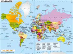 High resolution world map pdf bing images pinterest buy french world map carte de monde from store mapsofworld available in vector aiadobe illustrator eps and pdf get editable world map in digital file gumiabroncs Gallery